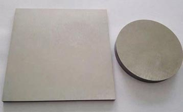Molybdenum Disc & Square